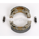 Sintered Metal Grooved Brake Shoes - 603G