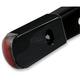 Black LED Fender Strut Lights - Red LED w/Smoke Lens - SPSL-2B