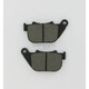 Semi-Metallic Brake Pads - 1721-0885