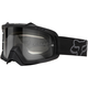 Matte Black/Clear Air Space Enduro Dual Lens Goggle - 09951-901-OS