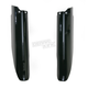Black Lower Fork Cover Set for Inverted Forks - 2113730001