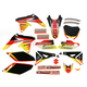 Complete Graphic Kit w/Seat Cover - DS12250