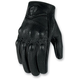Black Pursuit Touch Gloves