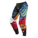 Black/Red 360 Forzaken Pants