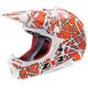 Fluorescent Orange Nemesis Disarray Helmet