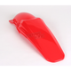 CR Red Rear Fender - 2040650004