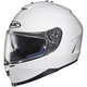 White IS-17 Helmet