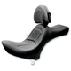 SaddleHyde King Seat w/Driver Backrest - 886HFJ