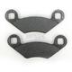 Qualifier Brake Pads - 1720-0230