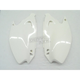 Kawasaki White Side Panel - KA03739-047