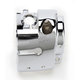 Chrome Lower Left Switch Housing - 0616-0150