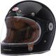 Gloss Black Bullitt Helmet