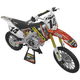 Geico/Kevin Windham CRF450R 1:6 Scale Die-Cast Model - 49423