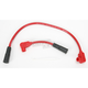 Red 8mm Pro Spark Plug Wires - 20231