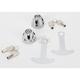Grip End Helmet Locks - 6248
