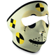 Crash Test Dummy Full Face Mask - WNFM060