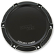 Black Beveled Ness-Tech Derby Cover - 03-472