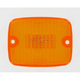 Replacement Amber Turn Signal Lens - 25-3070