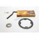 520 Quad Z-Ring Chain and Sprocket Kit - 5QUAD098KYA018