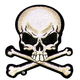 Skull and Crossbones Patch - PPA1162