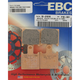 Double-H Sintered Metal Brake Pads - FA417/4HH