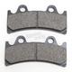 Semi-Metallic Brake Pads for Custom Calipers - 1721-1347