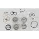 Fork Bushing Kit - 0450-0116