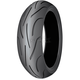 Rear Pilot Power 190/55ZR-17 Blackwall Tire - 15553