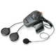 Sena SMH-5 Bluetooth Headset/Intercom w/ Wired Microphone for Full Face Helmets - SMH5-02