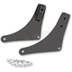 Black Sissy Bar Sideplates - 263860