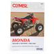 Honda Repair Manual - M201