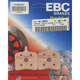 Double-H Sintered Metal Brake Pads - FA460HH