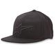 Black Amphibious 210 Flat Brim Hat