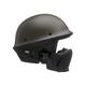 Matte Gun Metal Rogue Helmet