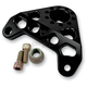 Black Anodized Headlight Bracket - 10-531B
