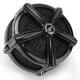 Black Hi-Five Mach 2 Air Cleaner Kit - 9552