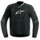 Black T-GP-R Air Textile Jacket