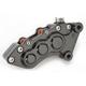 Black J-Six Extreme Six-Piston Front Brake Caliper for 300 MM Rotors - 306T3263