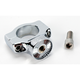 Curved Horizontal Side-Mount License Plate Mount for Models w/o Kuryakyn Swingarm Covers - 3183
