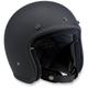 Flat Black Bonanza Helmet