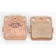 XCR Sintered Metal Brake Pads - M811-S47
