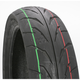 Rear HF918 140/70H-17 Blackwall Tire - 25-91817-140