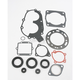 Complete Gasket Set with Oil Seals - M811808