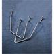 Chrome Saddlebag Support Brackets - DS-110851
