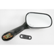 Carbon Fiber OEM-Style Replacement Oval Mirror - 20-87091