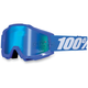 Blue Accuri Goggles w/Mirror Lens - 50210-002-02
