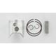 Pro-Lite Piston Assembly - 67.5mm Bore - 801M06750