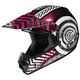 Youth Pink/Black/White Wanted CL-XY Helmet