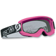 Youth Pink Agent Goggles w/Clear Standard Lens - 221333-0026041