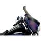 9 in. Replacement Smoke Spoiler Windshield for OEM FLHT Fairings - MEP8591